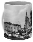 Santiago De Compostela Cathedral Galicia Spain Coffee Mug