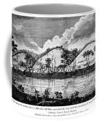 Saratoga: Encampment, 1777 Coffee Mug