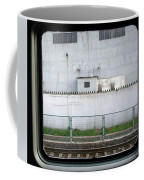 Scene From A Train In Chinas Southern Coffee Mug