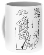 Schickard Calculator Coffee Mug