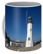 Scituate Lighthouse Coffee Mug