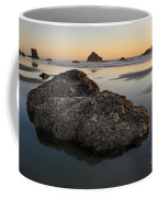 Sea Stacks At Sunset Coffee Mug