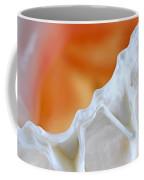 Seashell Detail Coffee Mug