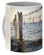 Seaside Nets Coffee Mug