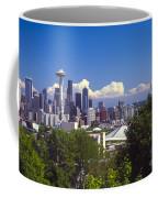 Seattle City View Coffee Mug
