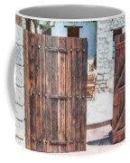 Secret Courtyard Coffee Mug