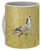 Secretary Bird Coffee Mug