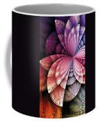 Sectioned Coffee Mug