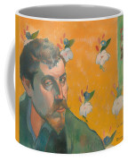 Self Portrait With Portrait Of Bernard Coffee Mug