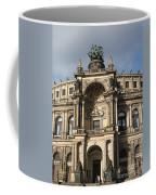 Semper Opera Dresden Germany Coffee Mug