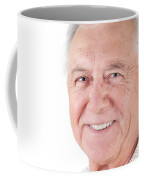 Senior Citizen Man Coffee Mug