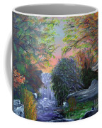 September Reverie Coffee Mug by Alys Caviness-Gober