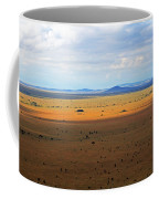 Serengeti Landscape Coffee Mug