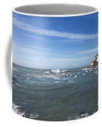 Sestri Levante With The Sea Coffee Mug