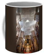 Seville Cathedral Interior Coffee Mug