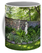 Shady Perennial Garden Coffee Mug