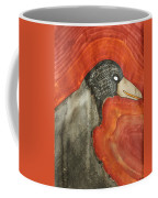 Shaman Original Painting Coffee Mug by Sol Luckman