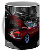 Shelby Gt 500 Mustang Coffee Mug