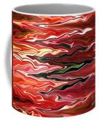 Showpiece Waves Coffee Mug