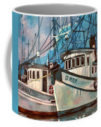 Shrimpboats Coffee Mug