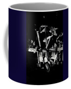 Sid Wilson's Tools For Building Stagecoaches Pick 'em Up Ranch Tombstone Arizona 1979 Coffee Mug