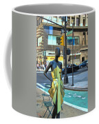 Sidewalk Catwalk 14 Coffee Mug