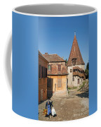 Sighisoara Transylvania Medieval Historic Town In Romania Europe Coffee Mug