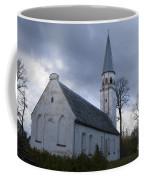 Sigulda Church Coffee Mug
