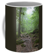 Silence Of The Forest Coffee Mug