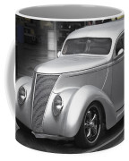 Silver Ford Coffee Mug
