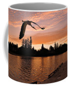 Silver Lake Sunset Coffee Mug