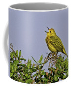Singing Coffee Mug