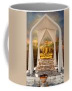 Sitting Buddha Coffee Mug