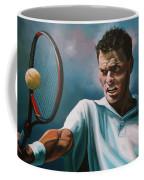 Sjeng Schalken Coffee Mug by Paul Meijering