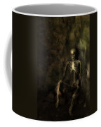 Skeleton Coffee Mug