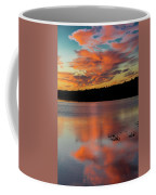 Skilak Lake, Alaska, The Aleutian Coffee Mug