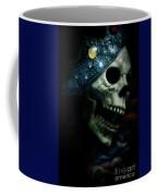 Skull In Crown Coffee Mug
