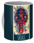 Skull In Hope Coffee Mug