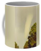 Skyscape - Tornado Formed Coffee Mug