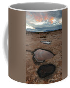 Slickrock In Arches National Park Coffee Mug