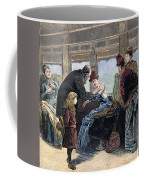 Smallpox Vaccination, 1885 Coffee Mug