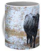 Snow Angus Coffee Mug