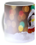 Snow Globe Coffee Mug