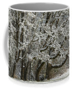 Snow On Trees Coffee Mug