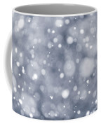 Snowfall  Coffee Mug by Elena Elisseeva
