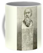 Socrates Coffee Mug by English School