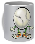Softball Coffee Mug