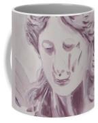 Sorrow - Triptych Panel 1 Coffee Mug