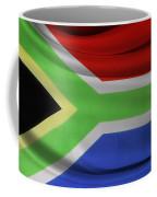 South African Flag  Coffee Mug
