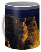 South Rim Grand Canyon Taken Near Mather Point Sunrise Light On  Coffee Mug